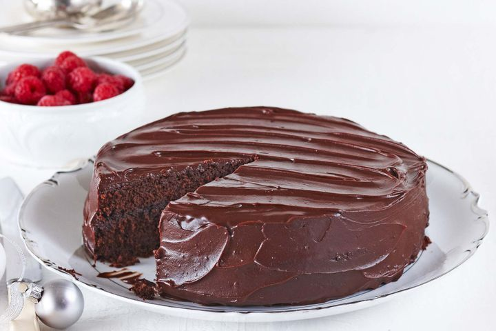 Recept na tortu Sacher