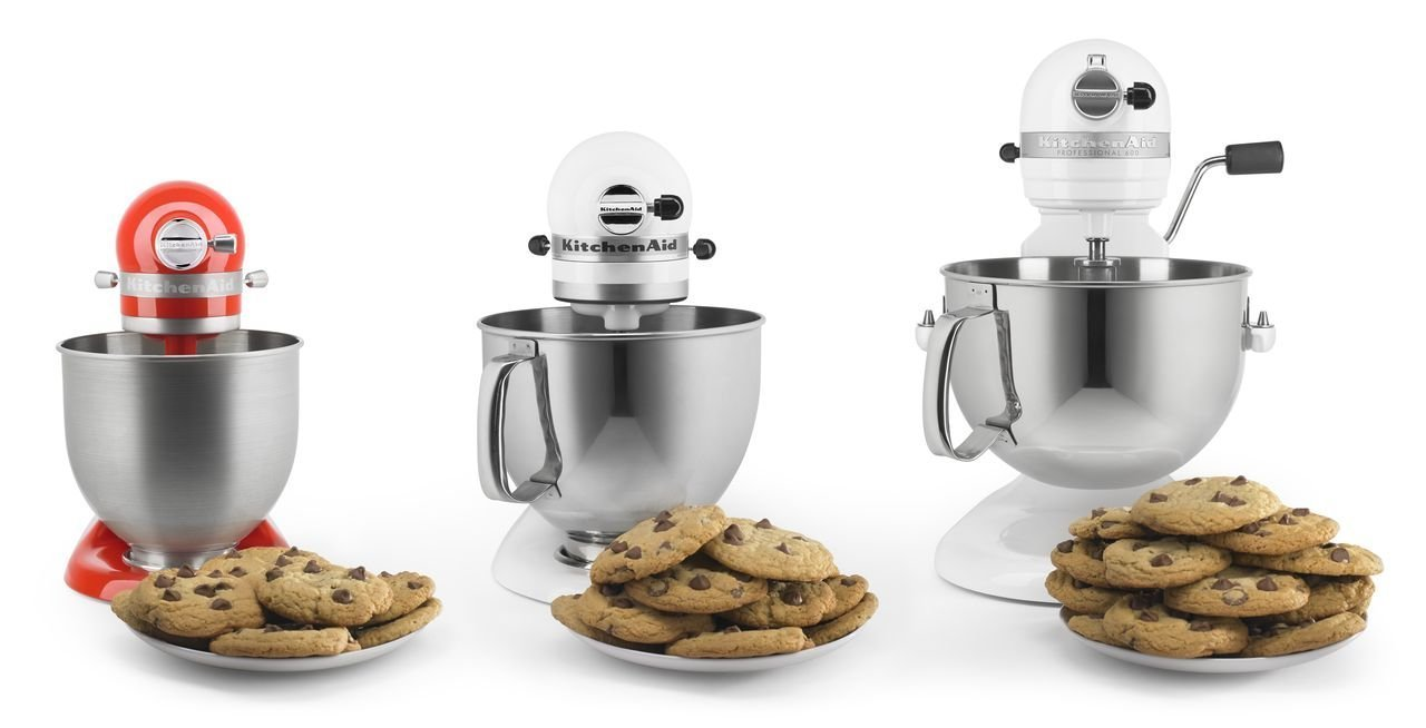 KitchenAid-Mini-vs-Artisan-vs-Pro-front
